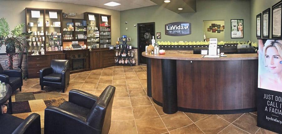LaVida Massage and Skincare, Skin Care, Advanced Skincare, Facials, Hydrafacial, IPL, PhotoFacial, RF Skin Tightening, LED Therapy, Celluma