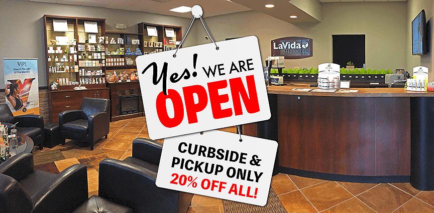 LaVida of Smithtown is currently open!
